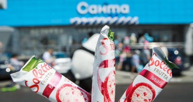 В Лиозно открывается магазин «Санта»