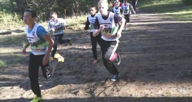 Легкоатлетический кросс на «Лесных карьерах»