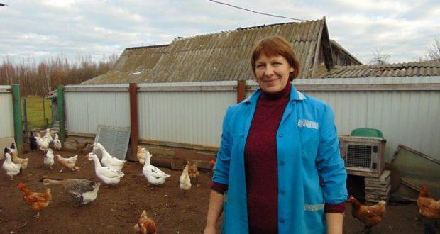 Семья Какойченко из Лиозненского района