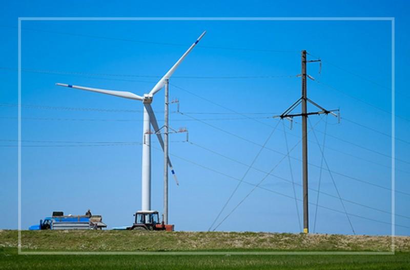 ветроэнергетическая установка в Лиозненском районе