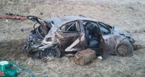 ДТП под Лиозно с тремя пострадавшими
