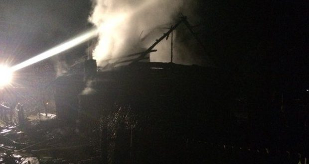 Жизнь 92-летней пенсионерки унес пожар в деревне Барсеево Лиозненского района