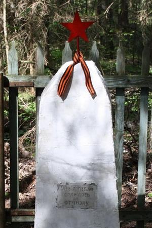 Группа Вконтакте для тех, кто ищет места захоронения, фотографии братских могил и памятников Лиозненского района.