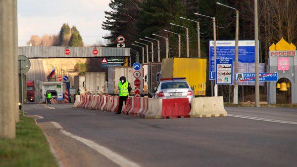 Карантинный пункт установили на белорусско-российской границе в Лиозненском районе
