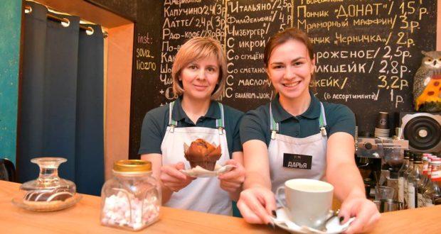 Дарья Селезнёва - Владелица единственной кофейни в Лиозно