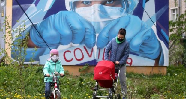COVID-19 в Лиозненском районе - 14 мая