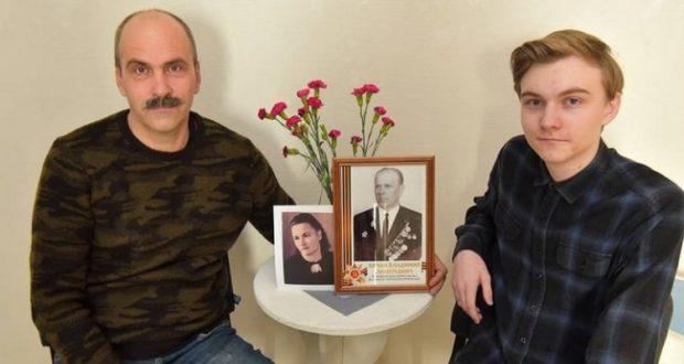 Семья Ильюшкиных из Лиозненского района