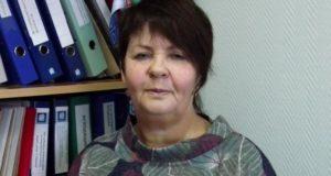 «Человек года Витебщины» Ольга Вечерская
