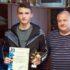 Лиозненец Артём Кравцов начеканил мячом 1000 раз