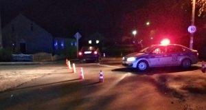 В Лиозно пострадал несовершеннолетний пешеход