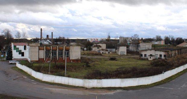 «Индустриальный парк ПМК» в Лиозно