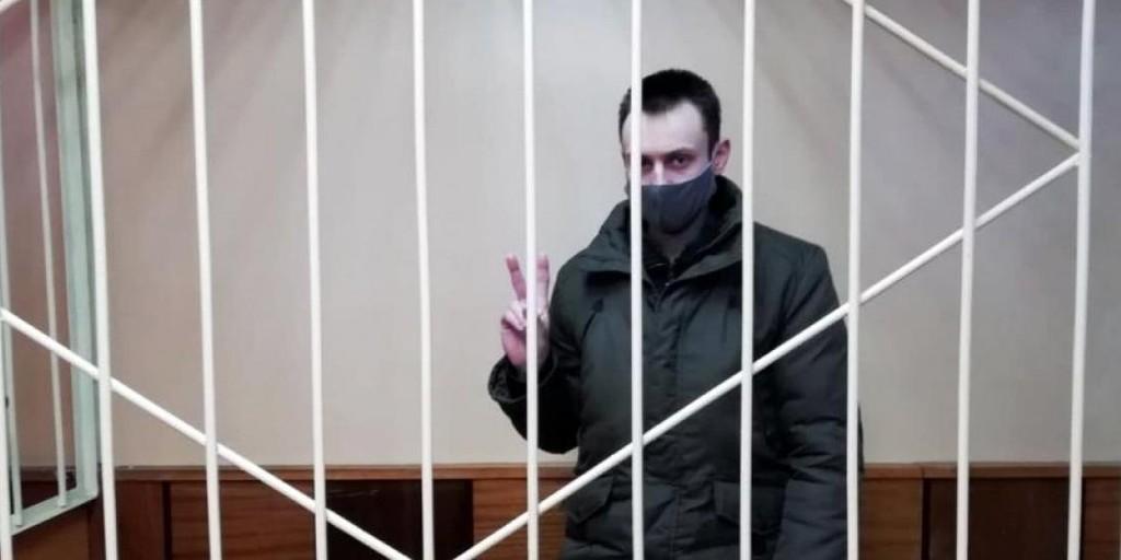 Владислава Маковецкого осудили на 2 года колонии