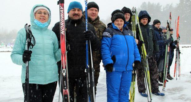 Праздник «Лиозненская лыжня-2021»