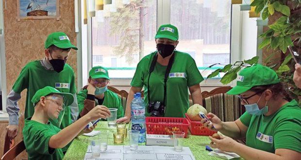 Зелёная школа экологии в Добромылях